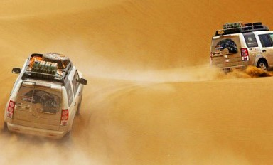 viaje a marruecos en 4x4
